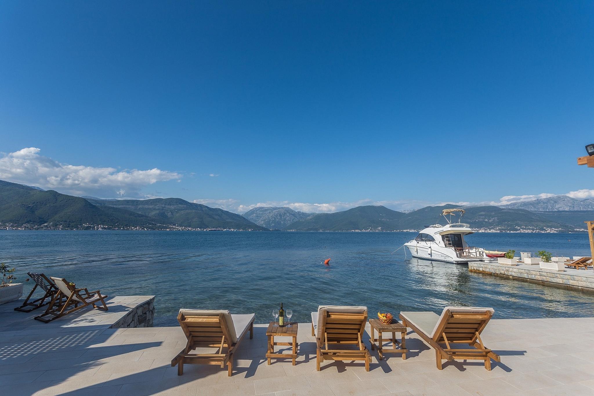 Недвижимость в герцег нови черногория