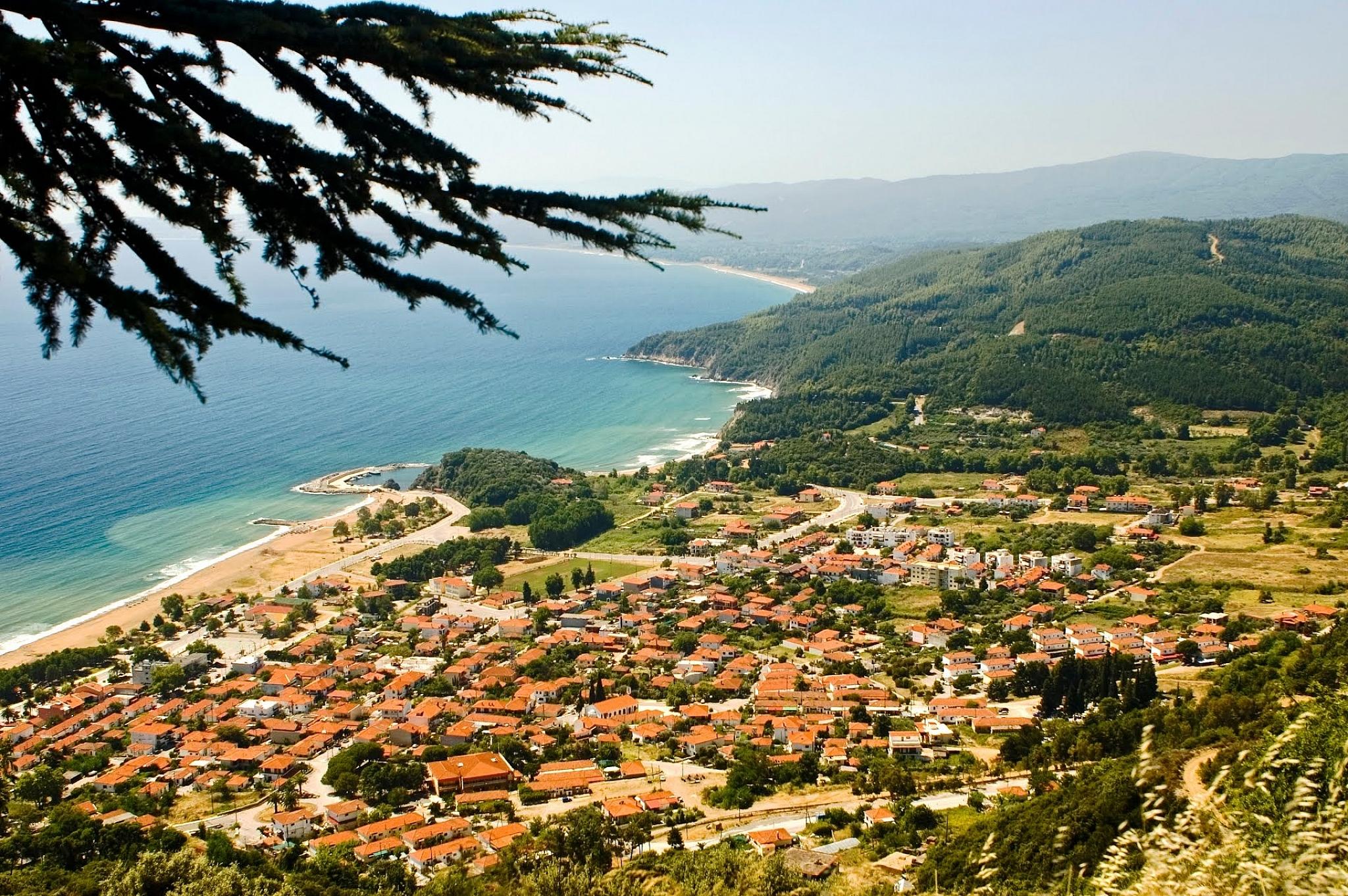 Аренда виллы у моря греция