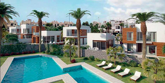 Недвижимость в вилламартин испания
