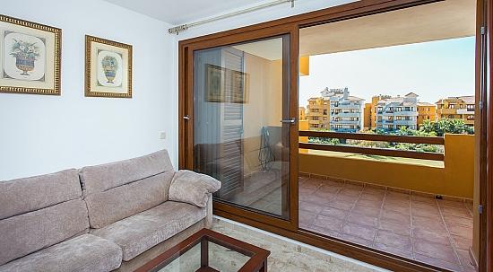 000 €, 2х комнатная картира в Испании у моря с