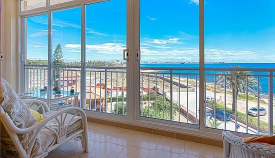 Квартира испании море