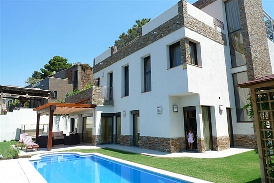 Недвижимость в испании г