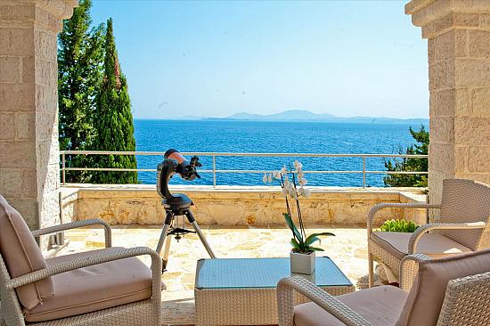 Квартира в Корфу на сервере берегу моря