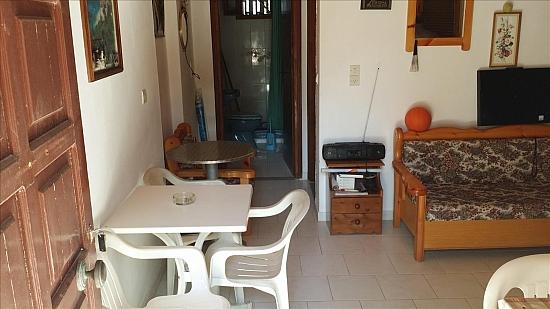 Квартира студия в Корфу недорого