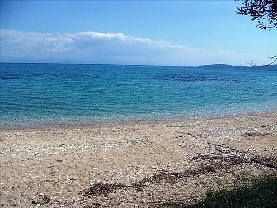 Как землю в остров Спетсес